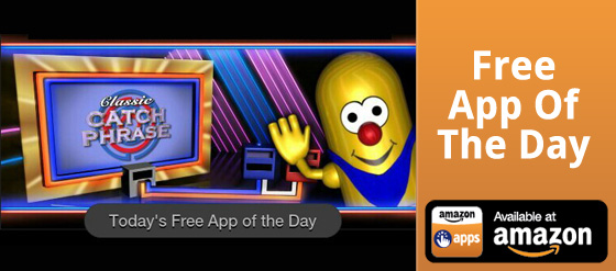 Catch Phrase App is FREE App of the Day